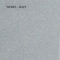 Linsang Nickel Matt